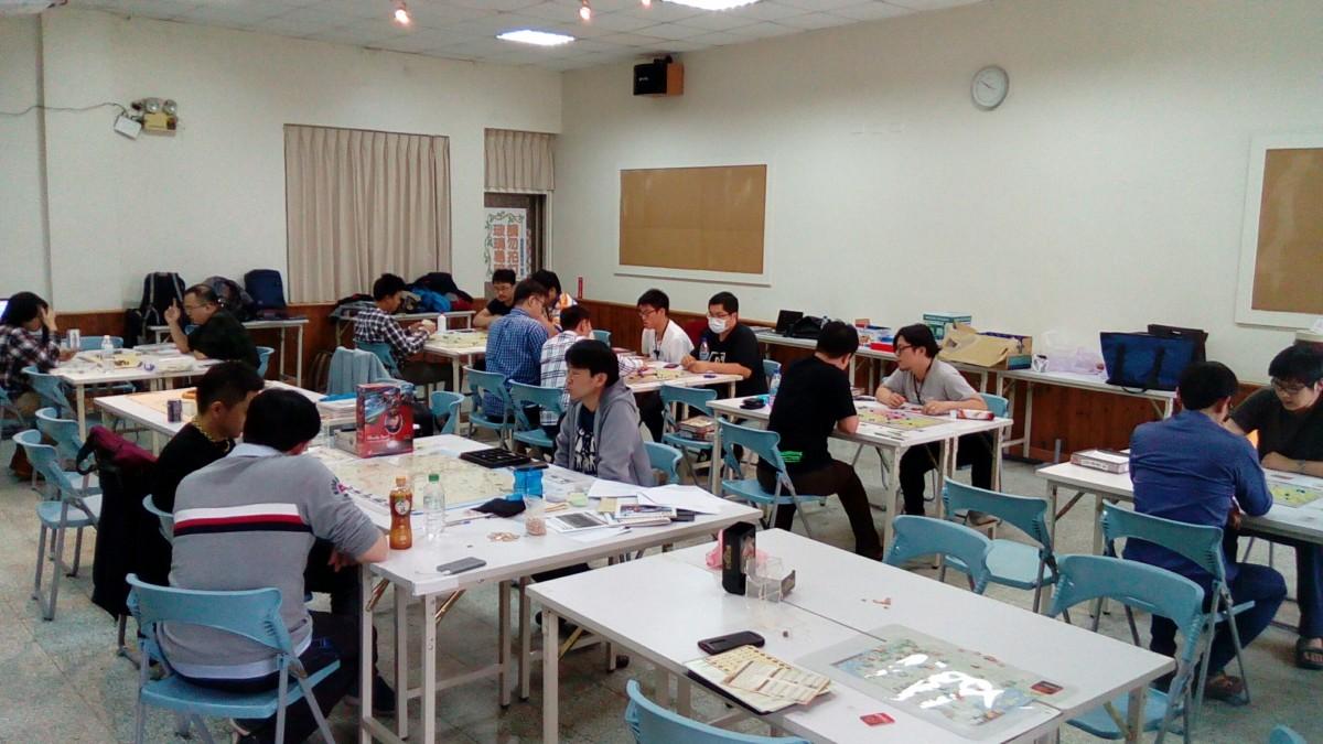 2017戰棋合宿 - 年度大型聚會速記